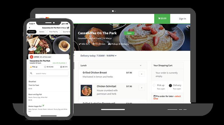 Eatsapp Ordering Systems